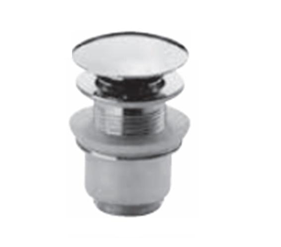cezares Донный клапан CEZARES CZR-SAT2-01 без перелива хром