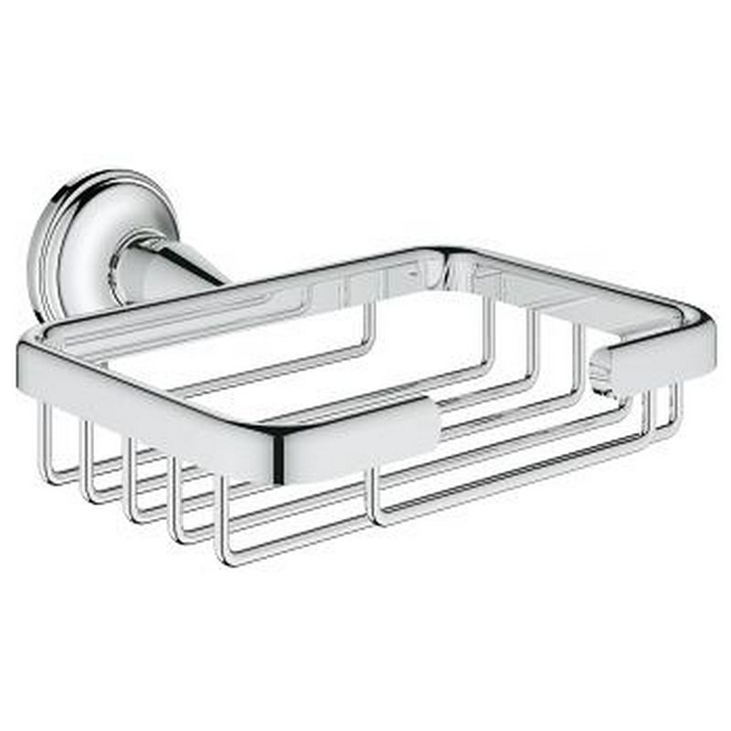 Полочка-решетка Grohe Essentials Authentic 40659001 134 мм